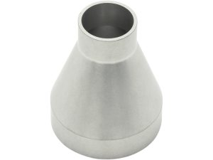 2 inch to 1 inch butt weld vacuum tube conical reducer fitting