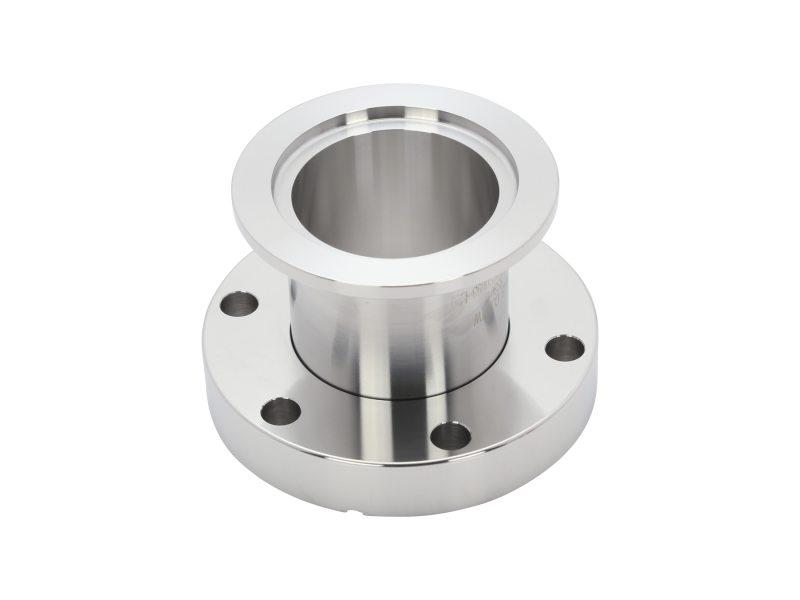 ISO-KF Vacuum Flange to CF Flange Adapters