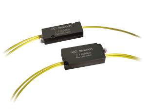1x2 and 2x2 fiber-optic switches