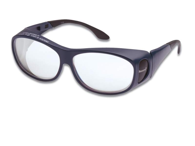 32bba1412dea Rio Rimmed Laser Safety Glasses from Honeywell