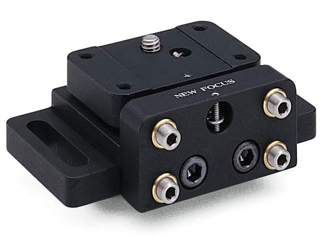 Newport 9071-V Vacuum Compatible 4-Axis Kinematic Tilt Aligner Stage
