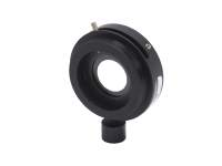 flange mounted iris diaphragm for light sources model 71400