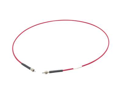 Standard multimode fiber patch cables uv vis large core fiber optic cable model 78253 sciox Images