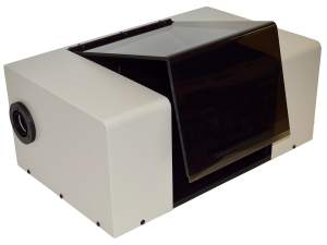 ftir spectrometer accessory compartment model 80070