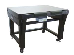 Guardian active isolation optical table workstation