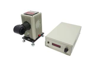 IR light source kit with infrared source and controller shown