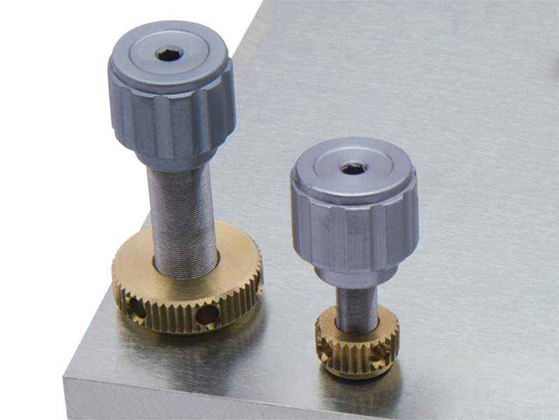 Fine Thread Adjustment Screw Components