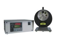 blackbody ir light source shown with blackbody controller