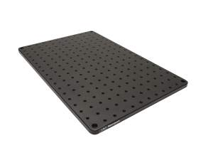 solid aluminum optical breadboard plate model M-SA2-12X18
