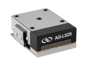 agilis piezo motor driven linear stage model ag-ls25