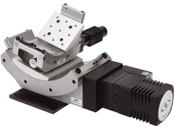 High Precision Motorized Goniometers
