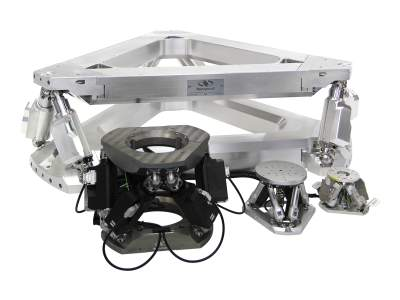 HXP Series Hexapod collage