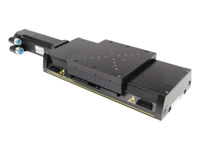 mid-travel industrial linear stage model MC-IDL165-150BLBK