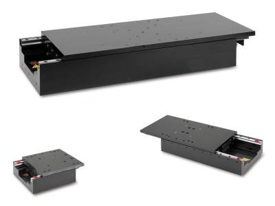 xm series ultra-precision linear motor translation stages