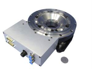 zvr series integrated vertical and rotation stage for wafer positioning