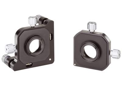 2-axis and 5-axis compact lens positioners
