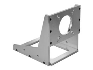motorized stage 90 degree angle bracket model eq100