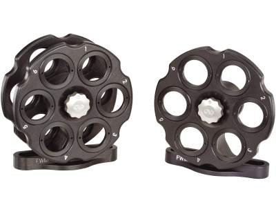 Indexed Optical Filter Wheels