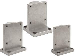 sds series 90 degree angle brackets with three angle bracket sizes shown