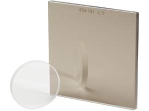 optical crown glass metallic neutral density filters with square and round nd filter shown