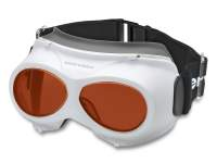 R14 frame laser safety goggle