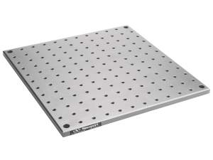 low voc laser clean optical breadboard plate