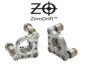Suprema ZeroDrift Mirror Mounts