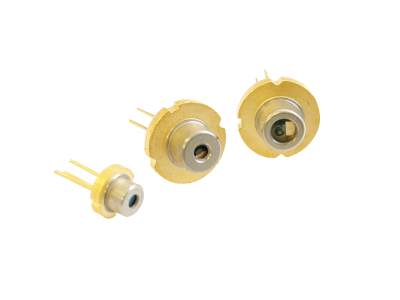 to-can laser diodes with to-56 and to-9 laser diode packages shown