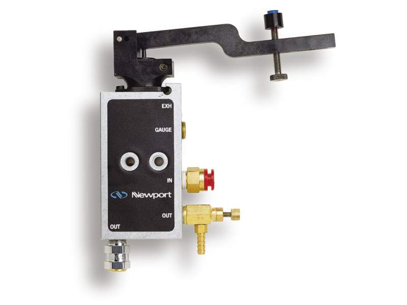 Pneumatic Leveling Valves And Accessories