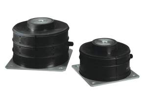slm series compact air isolator mounts for vibration isolation