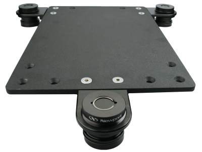 VIBe mechanical vibration isolation platform with 3 isolators