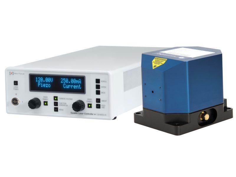 Vortex™ Plus Tunable Lasers
