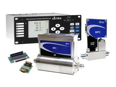 Mass Flow Controllers & Meters
