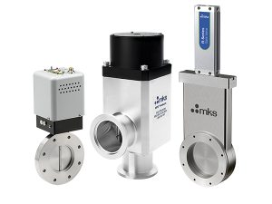 MKS Pressure Controllers and Valves