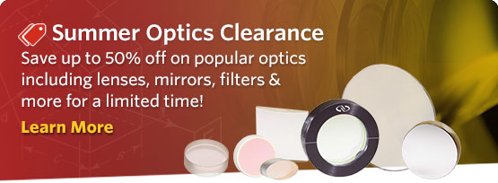 Summer Optics Clearance