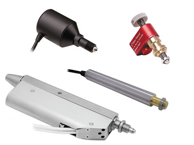 A selection of Motorized Linear Actuators offered by Newport