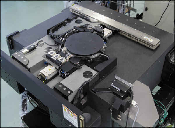 Dynamyx Gt High Throughput Air Bearing Stage