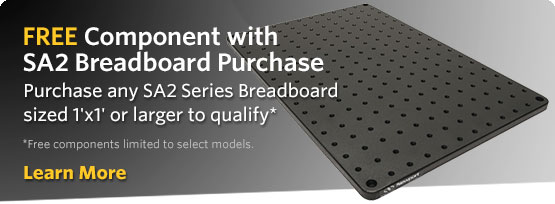 Free Component with SA2 Breadboard Purchase